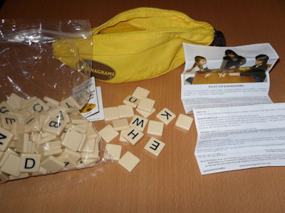 bananagrams instructions for play