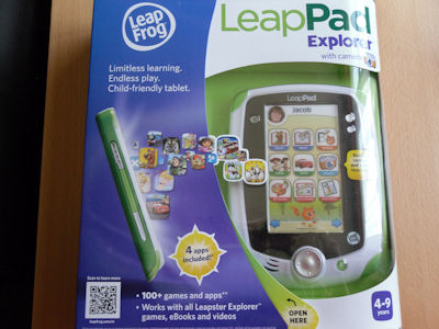 LeapPad3™ Connect your LeapPad3 to buy learning apps and to upload your photos, videos, and art.