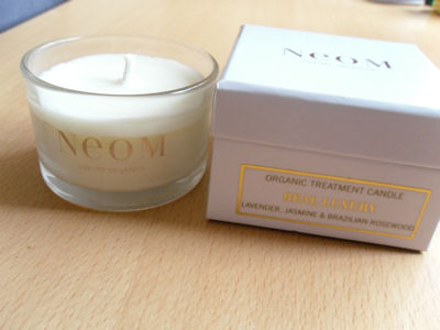 Neom luxury organics address book