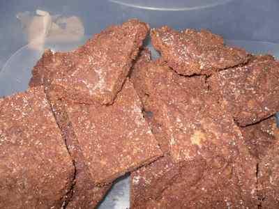 Chocolate Crunch Recipe