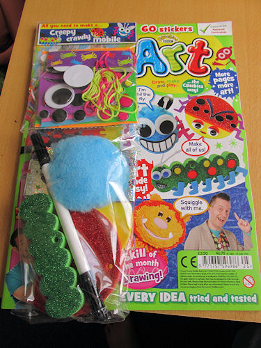 Kids Mag Store Back Issue Kids Mags