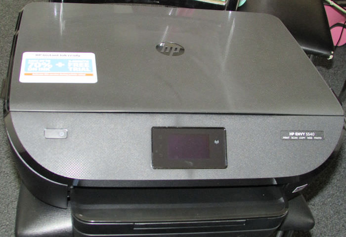 Hp Instant Ink And Hp Envy 5540 Printer