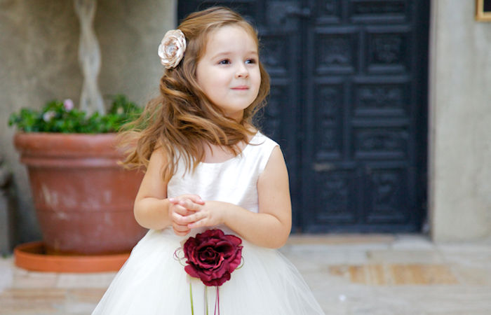 Tips For Selecting A Pretty Flower Girl Dress